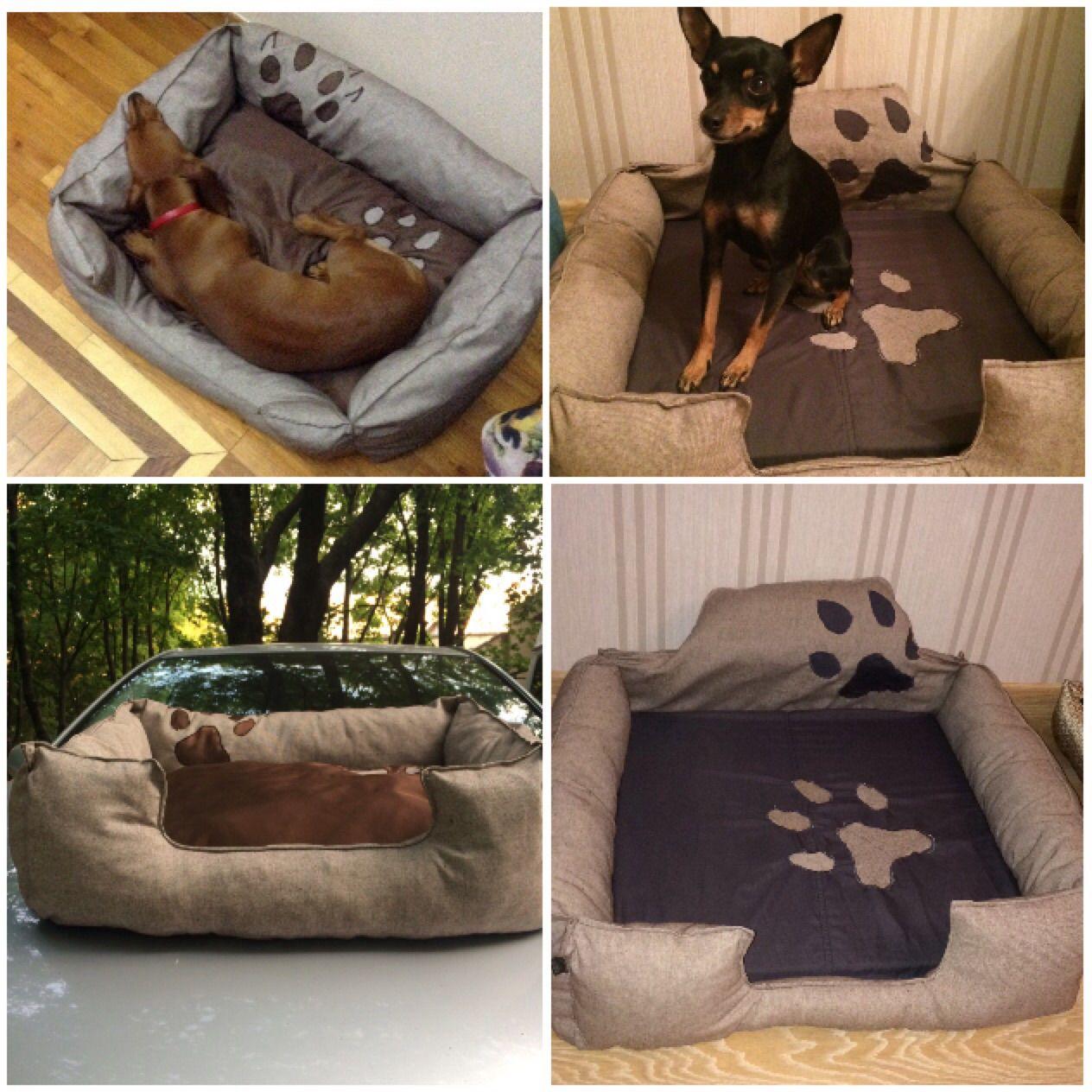 лежаки для собак титбит
