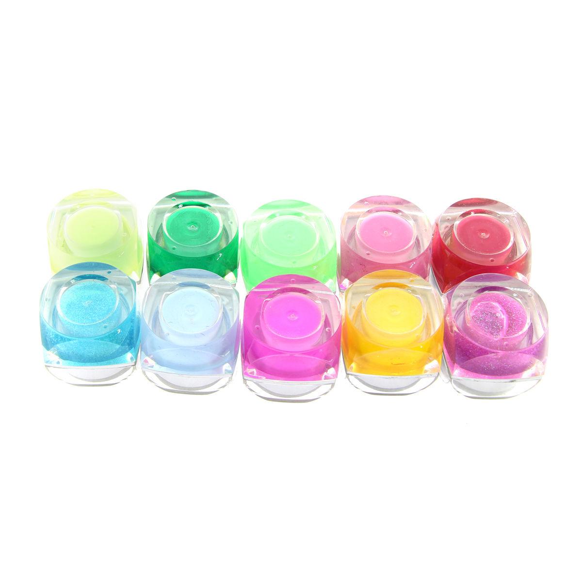 Гели цветные для наращивания ногтей фото