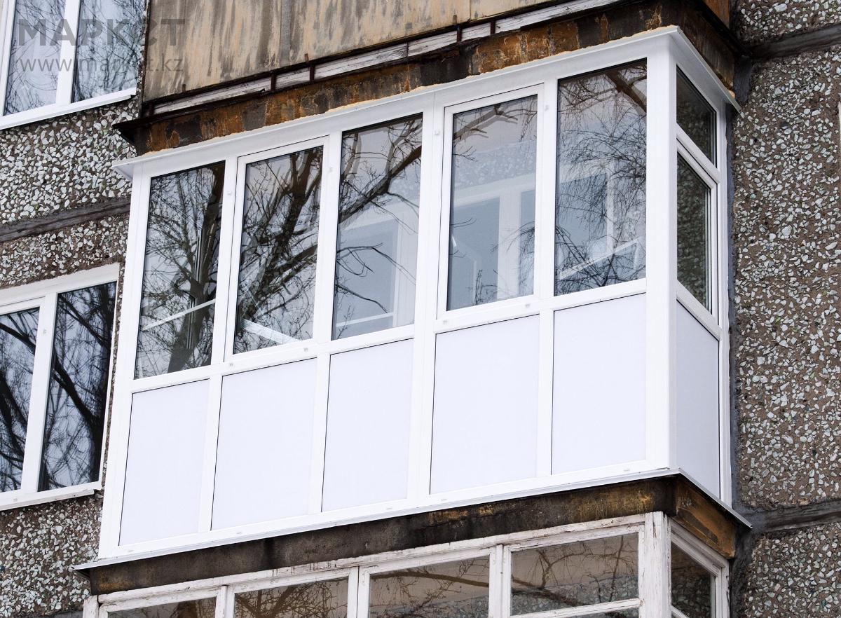 фото балконов из стеклопакета забываете эру, как