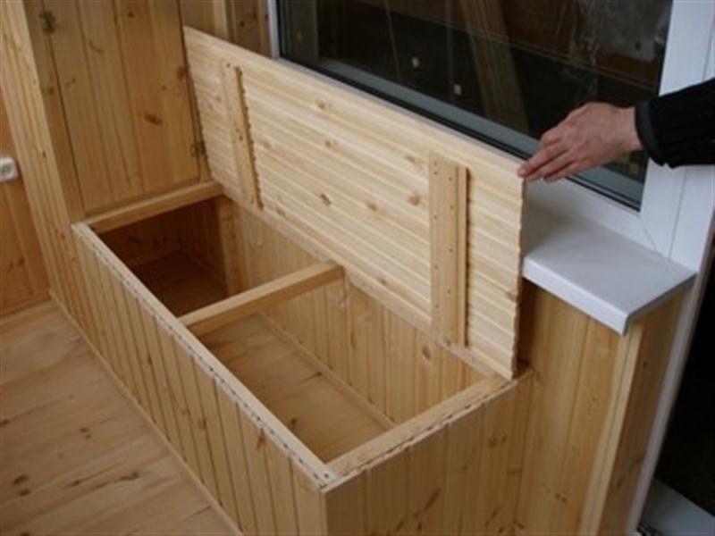 Как сделать ящик из вагонки.