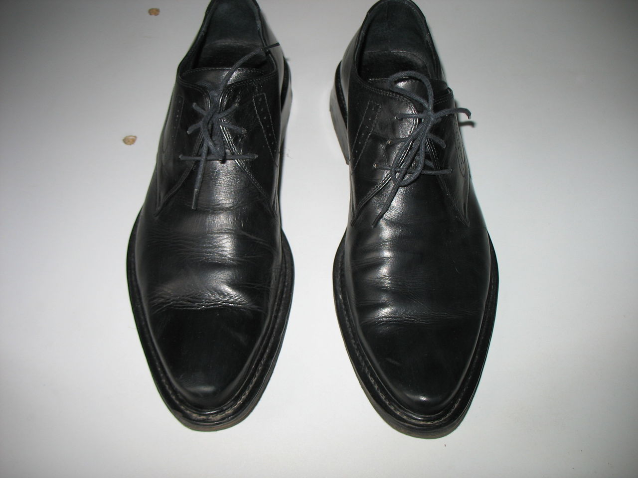 Мужские туфли рисуем 4