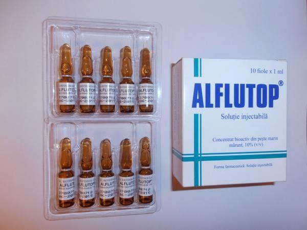 Уколы от боли в суставах алфлутоп эндопротез голеностопного сустава