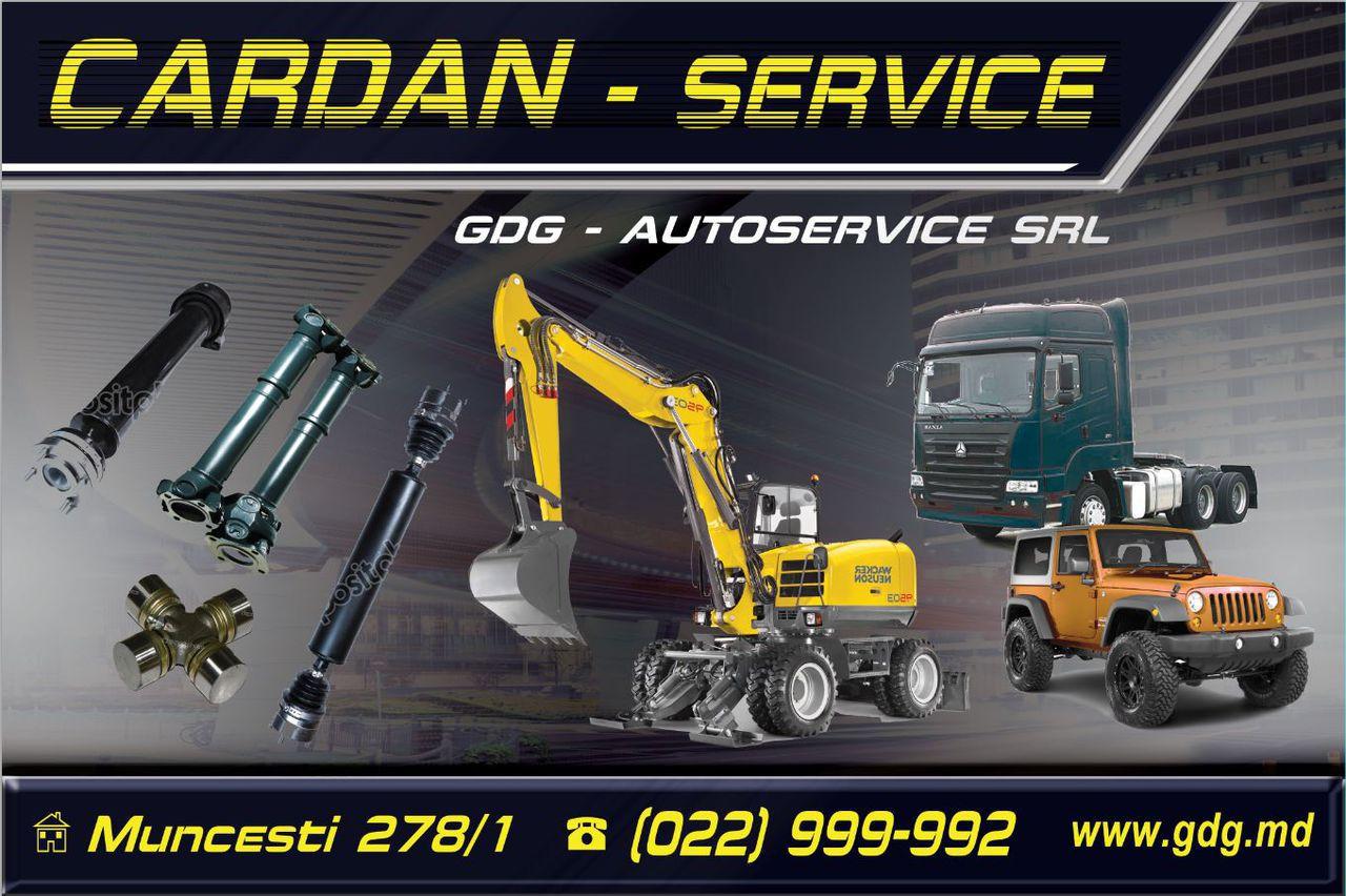 CARDAN-Service www.cardan.md