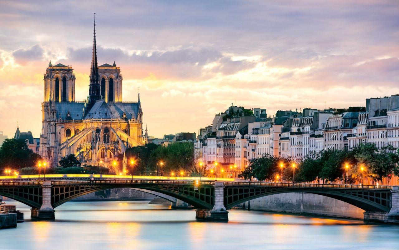 Поздравления, картинки для рабочего стола красивые города