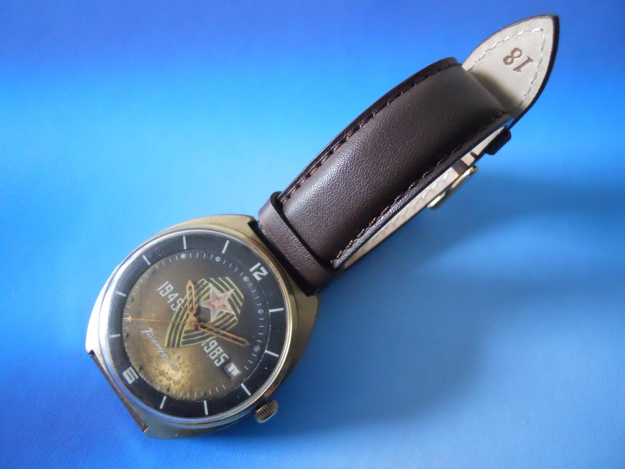 Часы чистопольского завода стали легендой не только в стра.