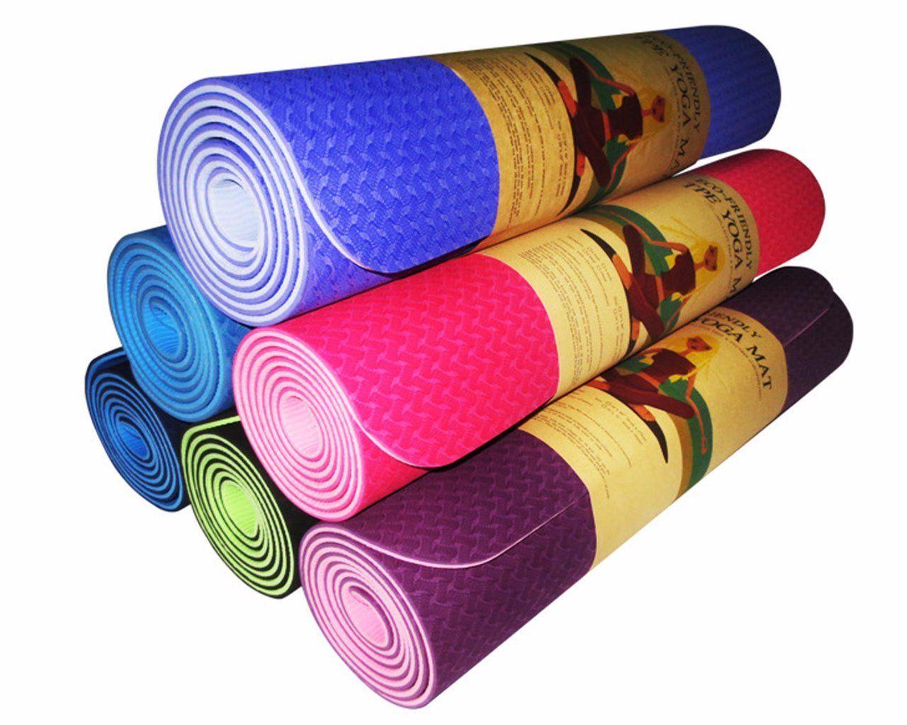 йога коврик