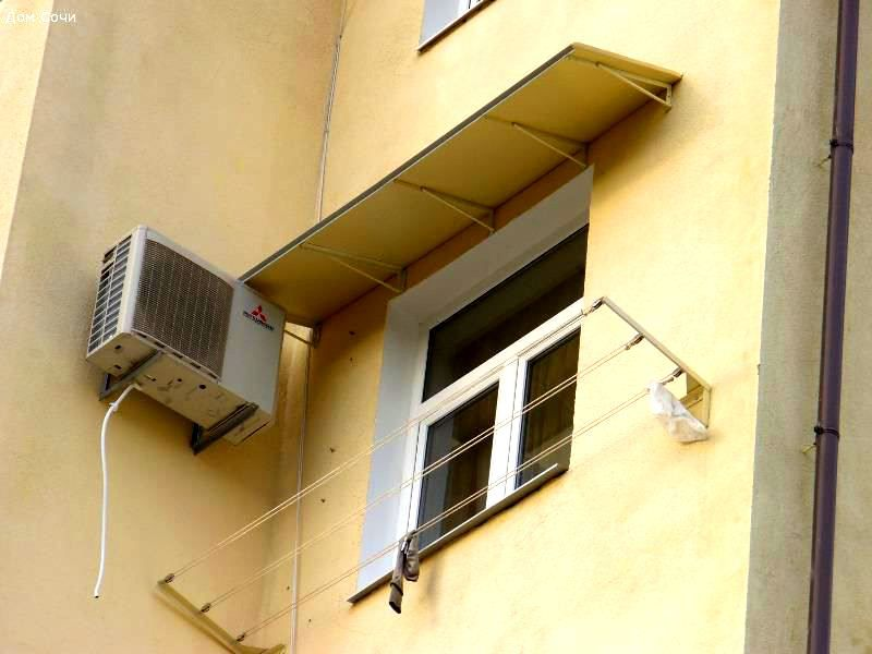 Гидроизоляционные окна, балконы, двери и трещины в стенах..
