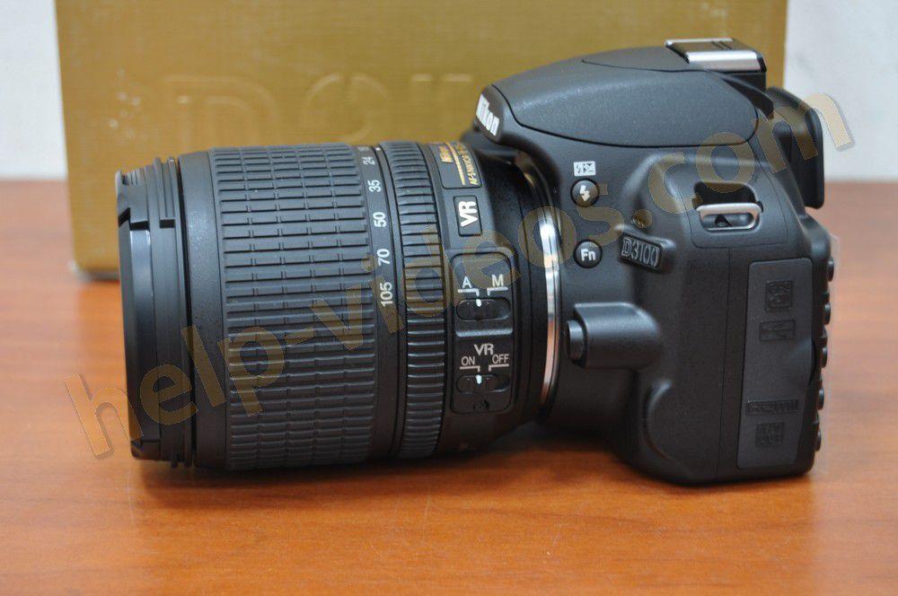 Никон d3100 фото домашних условиях