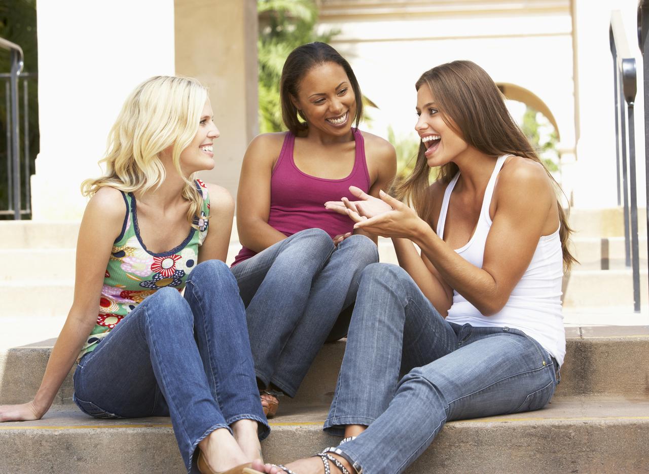 Сидеть на подруге онлайн 6 фотография