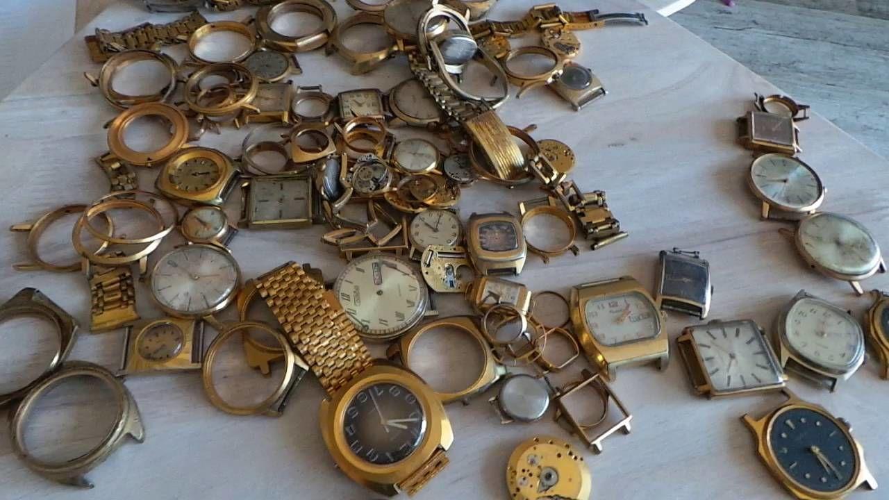 Часы где позолоченные можно продать часов стоимость камней 17 позолоченных заря