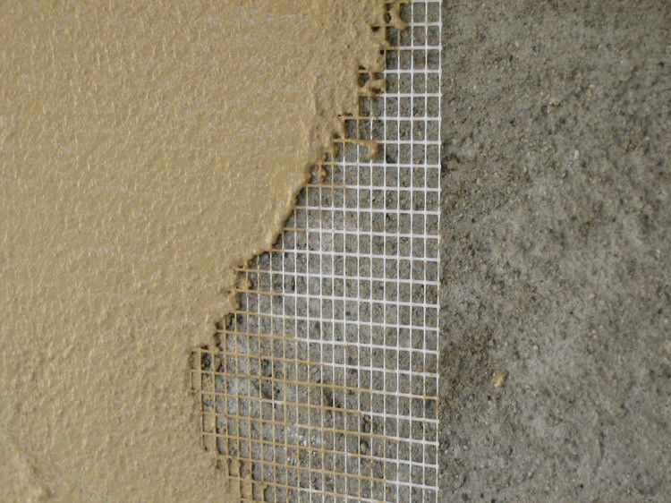 сетка для стен под штукатурку