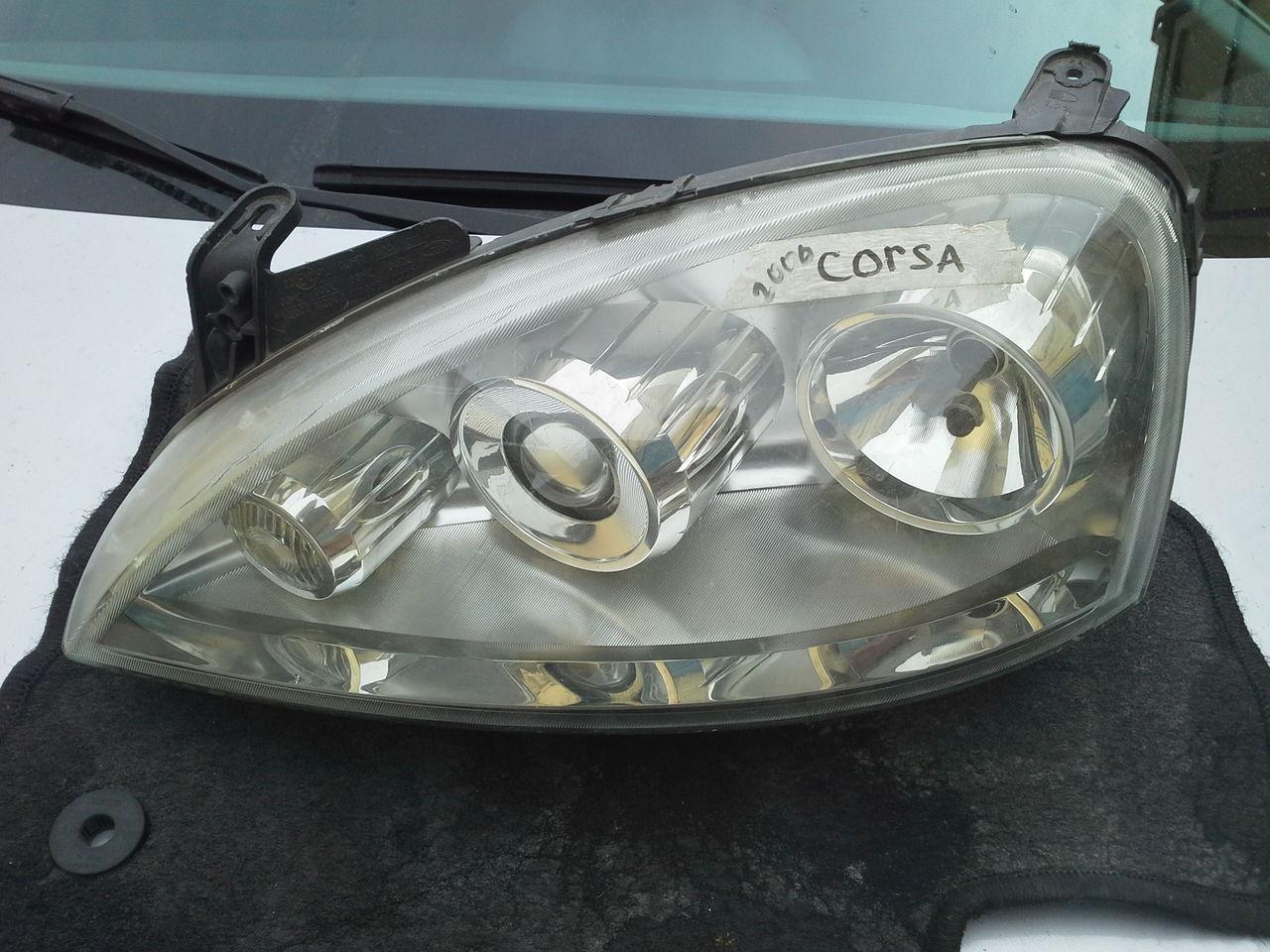 Opel tigra на запчасти