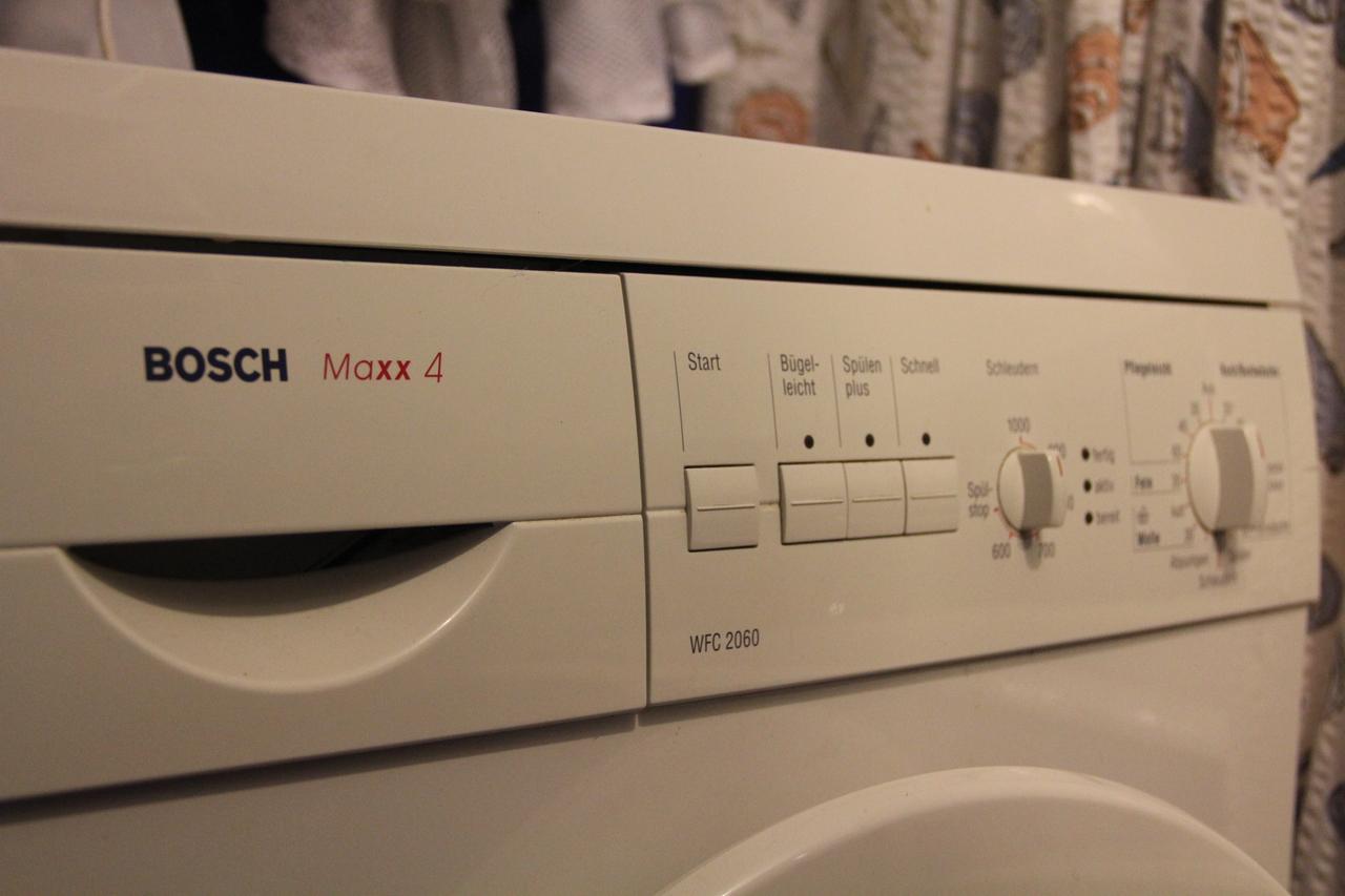 Стиральная машинка Bosch Maxx 4 (германия) 5499 леев