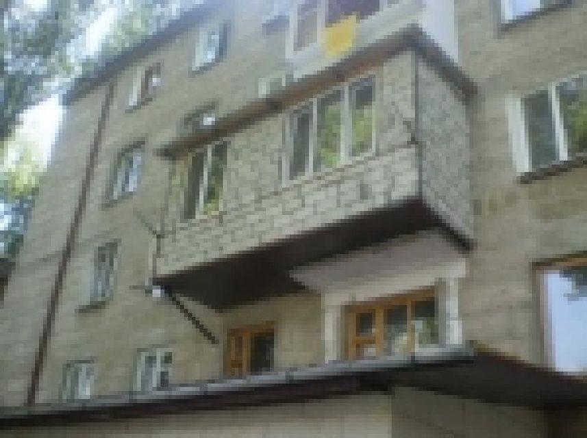 Усиление балконов в пятиэтажках.
