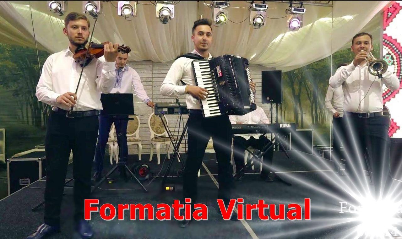Petrece O Seara De Neuitat Alaturi De Formatia Virtual Din Chisinau