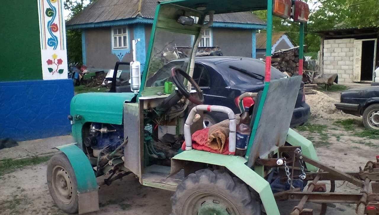 минетрактора самодельные продажа в липецкой области