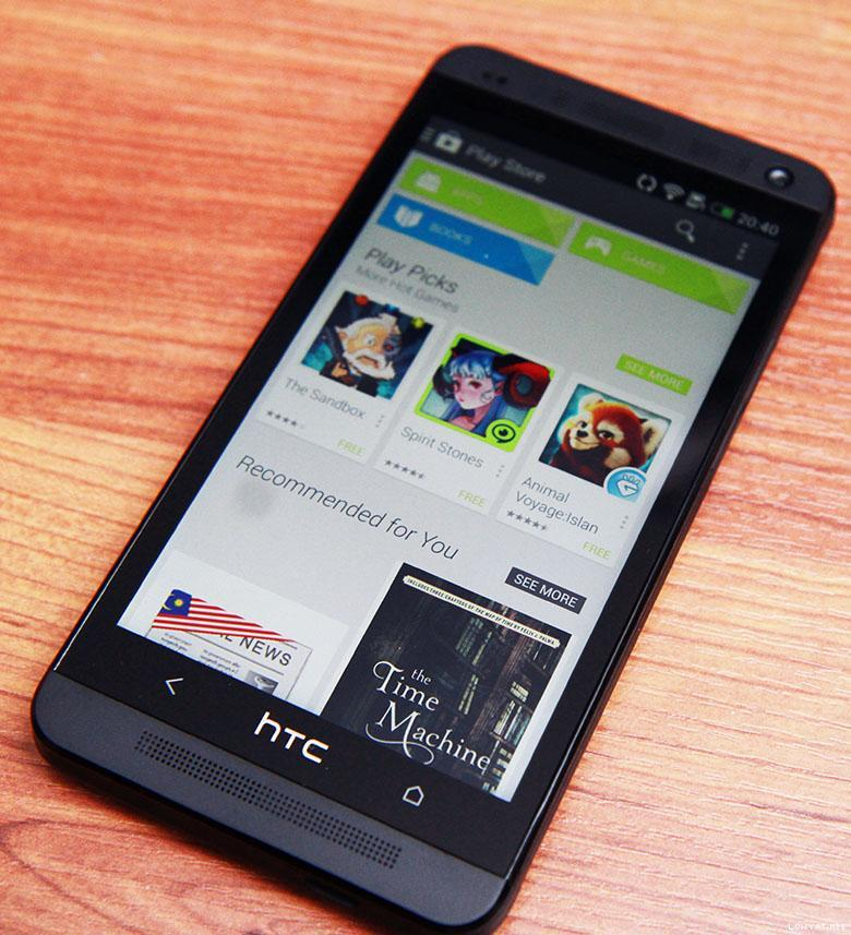 Recover data htc one x