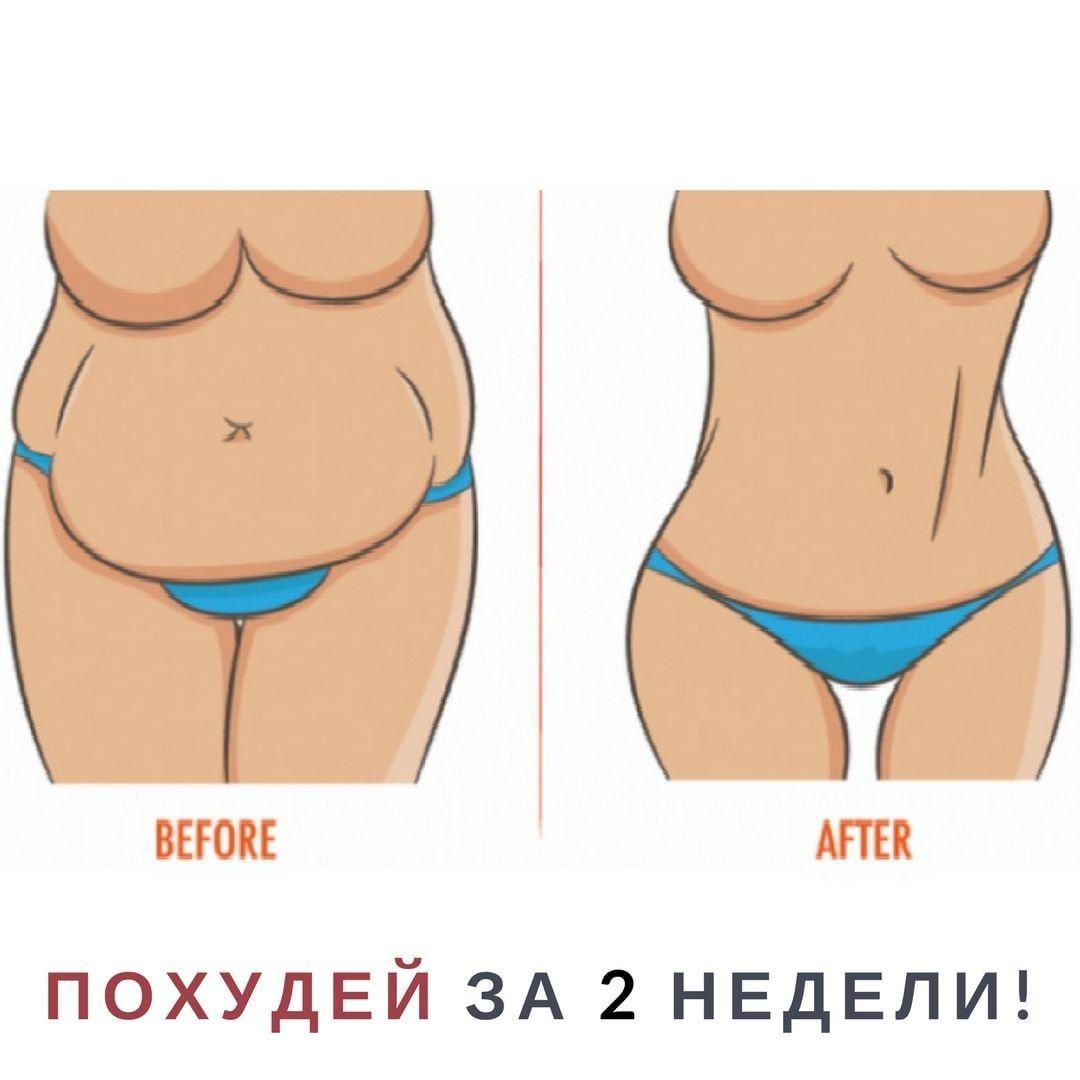 10 кг за неделю как похудеть
