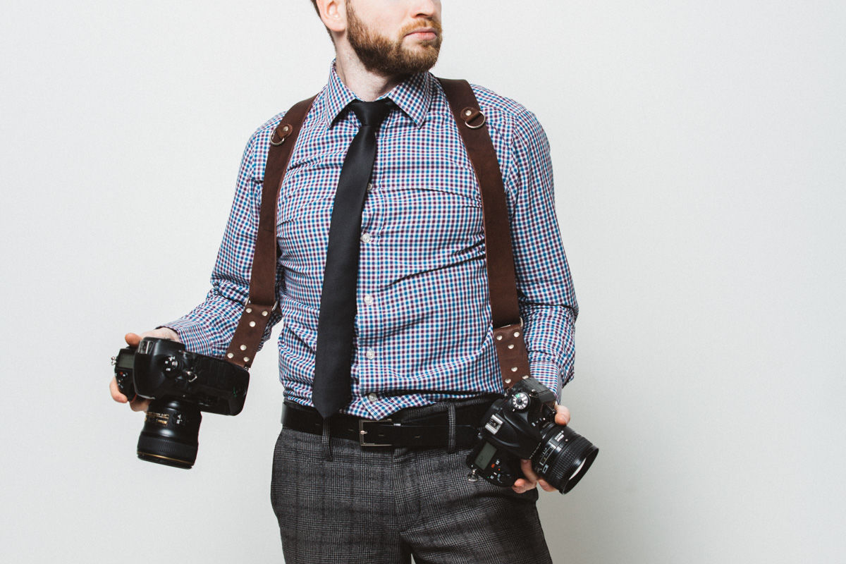 Разгрузка для фотографа своими руками