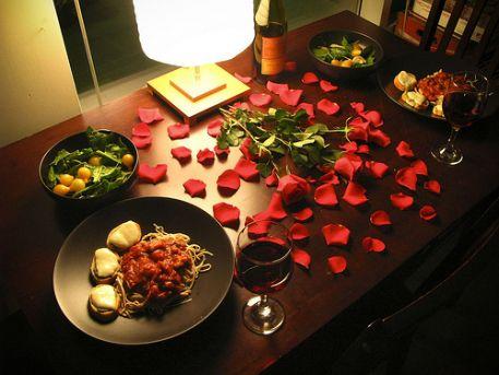 Seara romantica pentru iubirea ta de la 650 lei