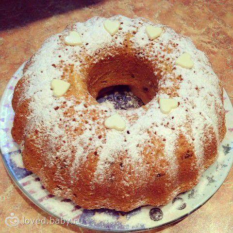Творожные кексы с изюмом рецепт с фото