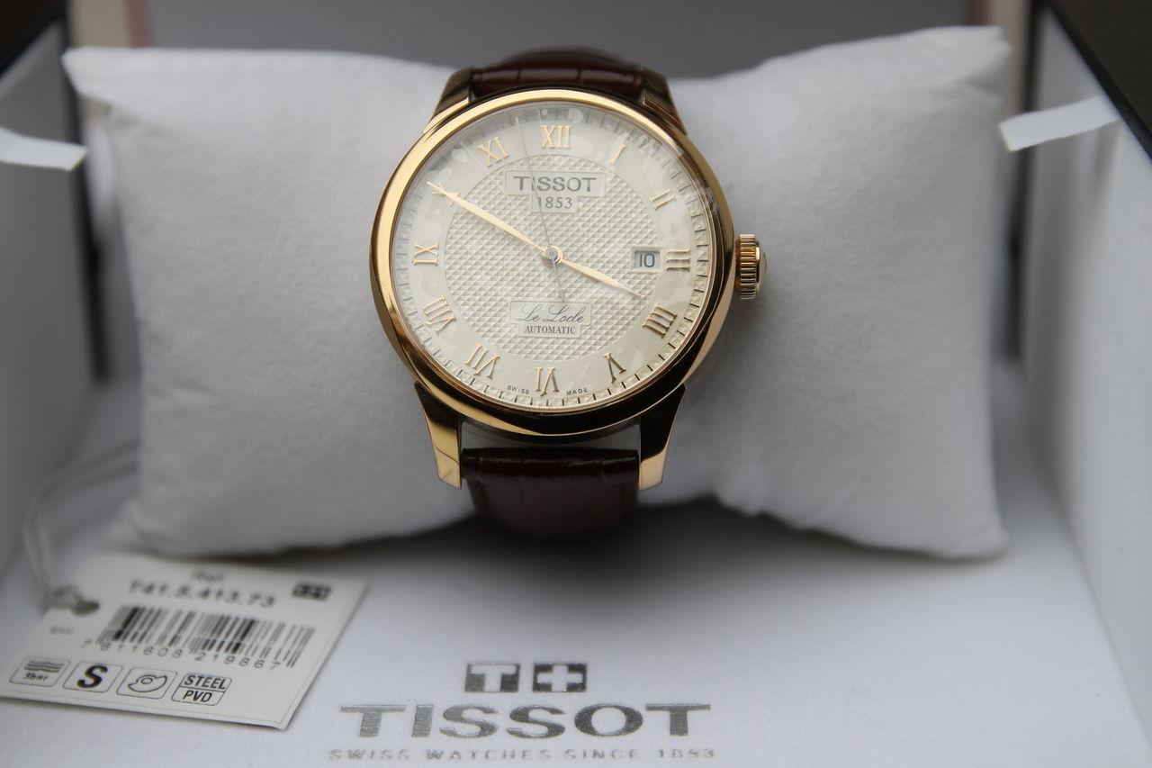 Часы tissot models 1853