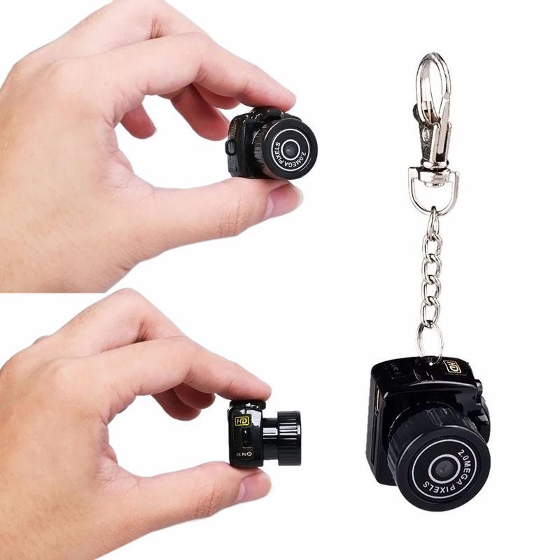 Заказат самый маленкия камеру