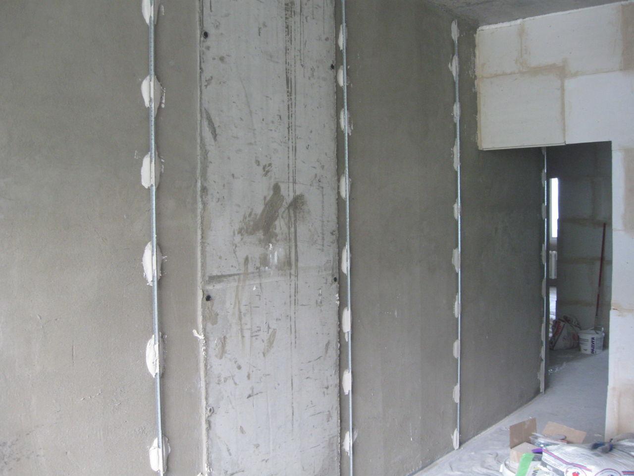 цены штукатурка стен за кв
