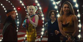 Păsări de pradă și fantastica Harley Quinn (Ru)