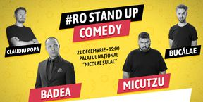 Ro Stand UP Comedy