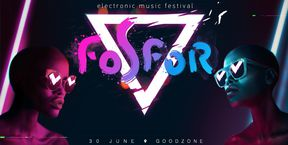 FOSFOR Electronic Music Festival 2018