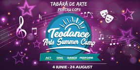 TeoDance Arts Summer Camp