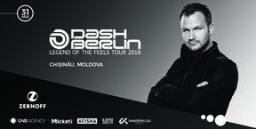Dash Berlin | The Legend of The Feels Tour