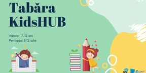 Tabără de vară KidsHUB