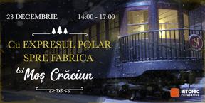 Crăciun Creativ la Fundația Bitonic