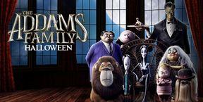 Семейка Аддамс 3D (Ro)