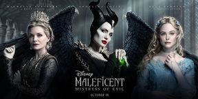 Maleficent: Suverana Răului 3D (Ru)
