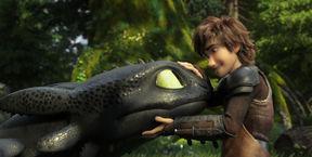 Как приручить дракона 3 в 3D (Ру)