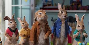Кролик Питер 2 (Ро)