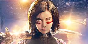 Алита: Боевой ангел 3D (Ру)