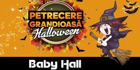 Baby Hall invită la Halloween