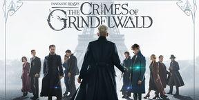 Фантастические твари: Преступления Грин-де-Вальда 3D (Ру)