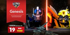 Genesis - Liga Roboților