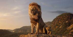 Regele leu 3D (Ro)