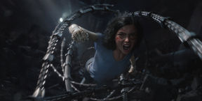 Alita: Battle Angel 3D (En-Ro sub)