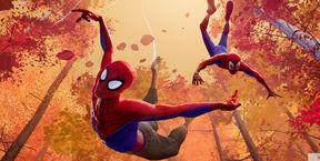 Человек-паук: Через вселенные 3D (Ru)