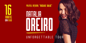 Natalia Oreiro - Unforgettable tour