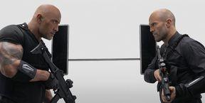 Furios și iute: Hobbs & Shaw 3D (Ru)