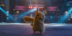 Pokémon Detectiv Pikachu 3D (Ro)