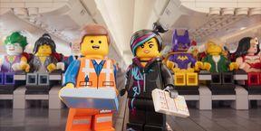 Лего Фильм 2 в 3D (Ро)